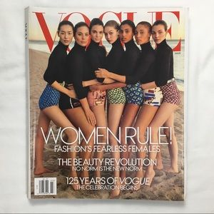 Vogue Women Rule Special Edition March 2017